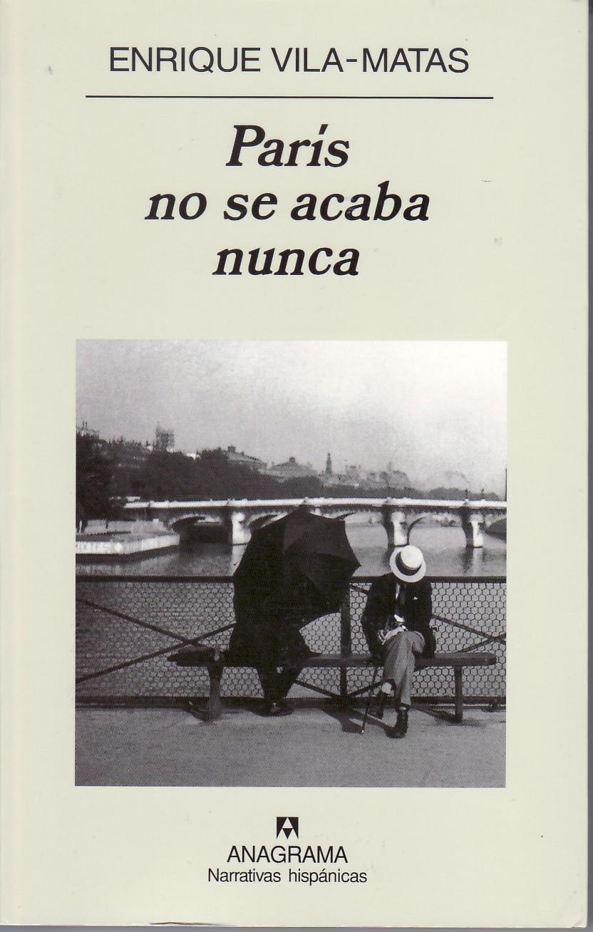 RESEÑA  Nadia Contreras    Enrique Vila-Matas, el joven que quiso ser como el escritor Ernest Hemingway