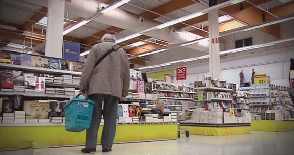 Libreria gran superficie