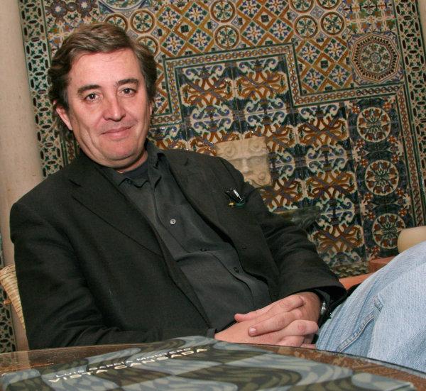 Luis García Montero presenta su libro 'Vista cansada'. Foto: Belén Vargas.