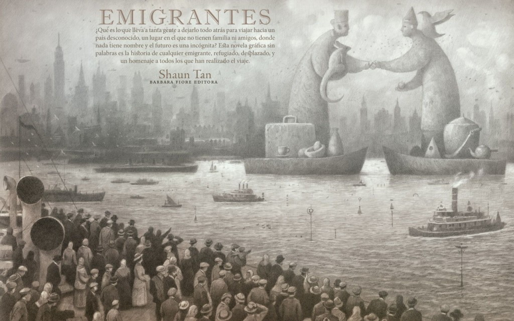 8. Emigrantes