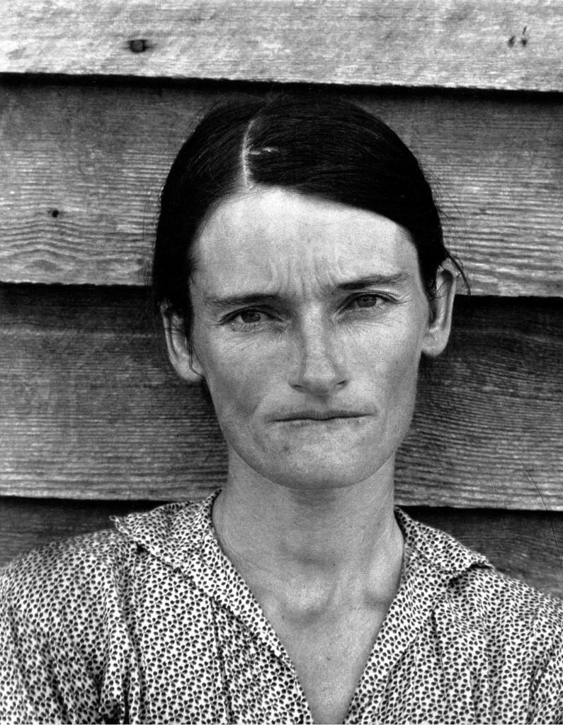 Allie-Mae-Burroughs.-Walker-Evans.1936.