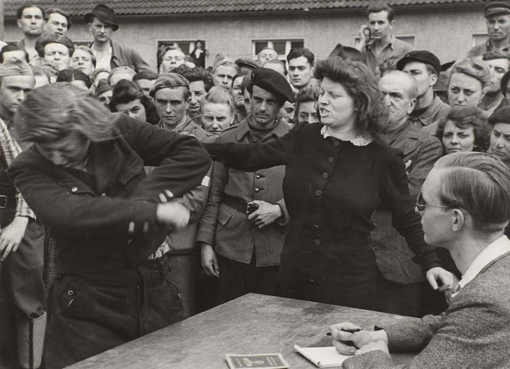 Dassau, Alemania, 1945