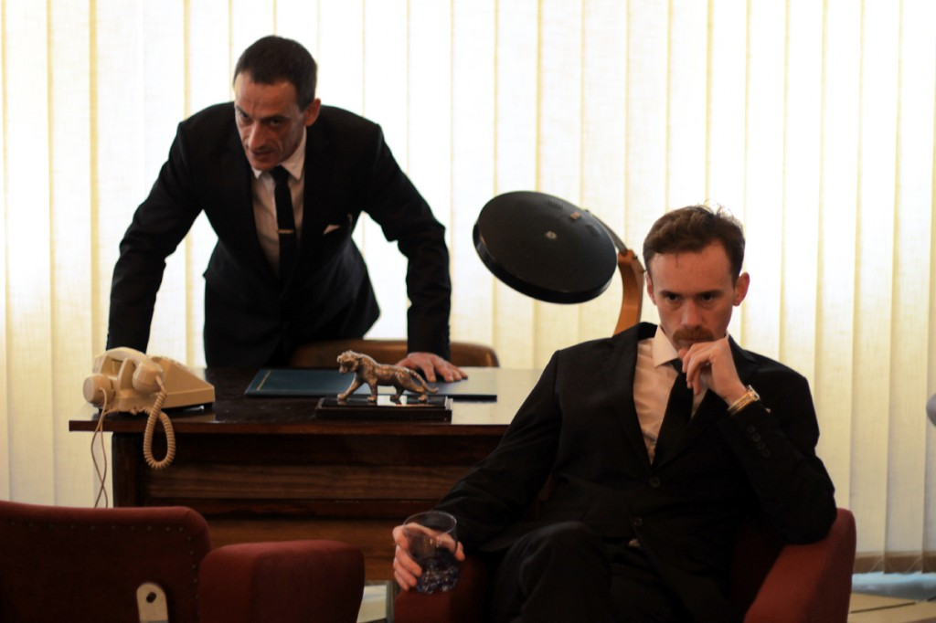 Francisco Boira y Daniel Pe?rez Prada DESPACHO ligera