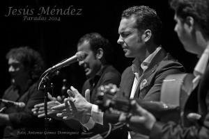 Jesús Méndez Paradas 2014