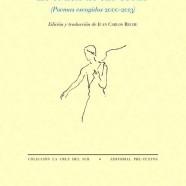 El orden de las cosas (poemas escogidos 2000-2013)