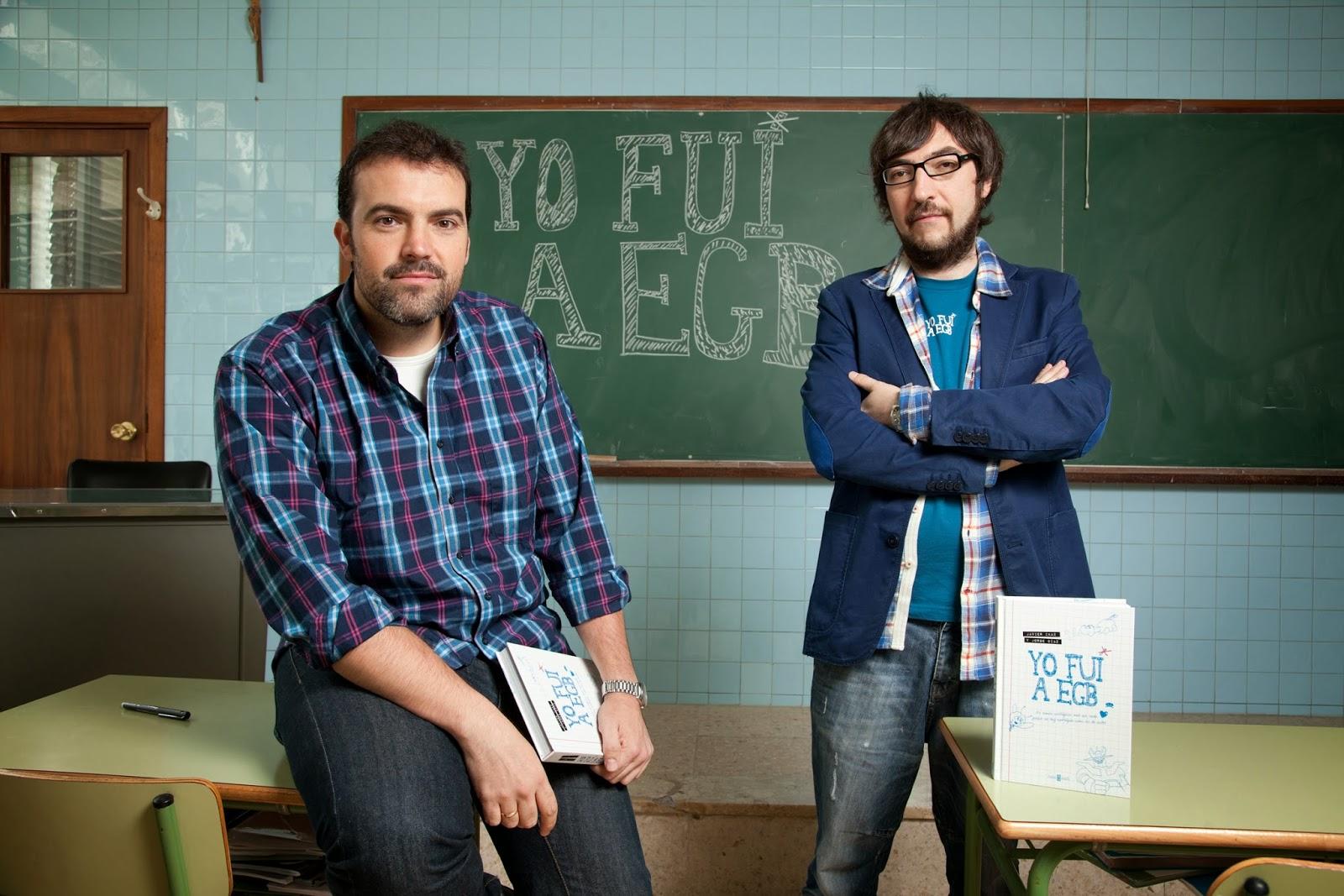 Yo-fui-a-EGB-Jorge-Diaz-Javier-Ikaz-