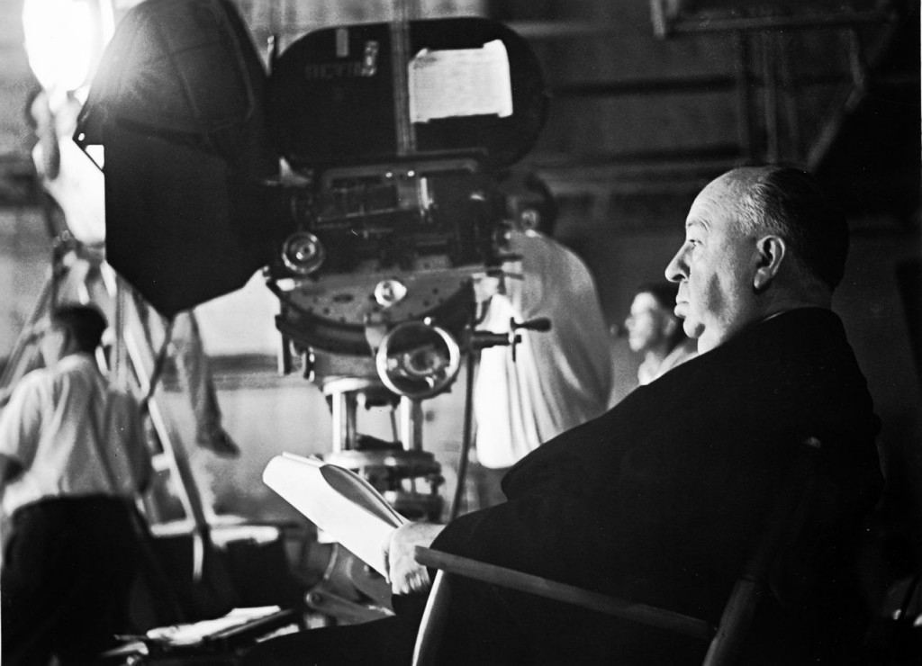 alfred-hitchcock-on-set