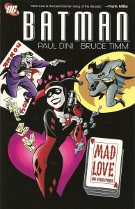 4. Batman Amor loco