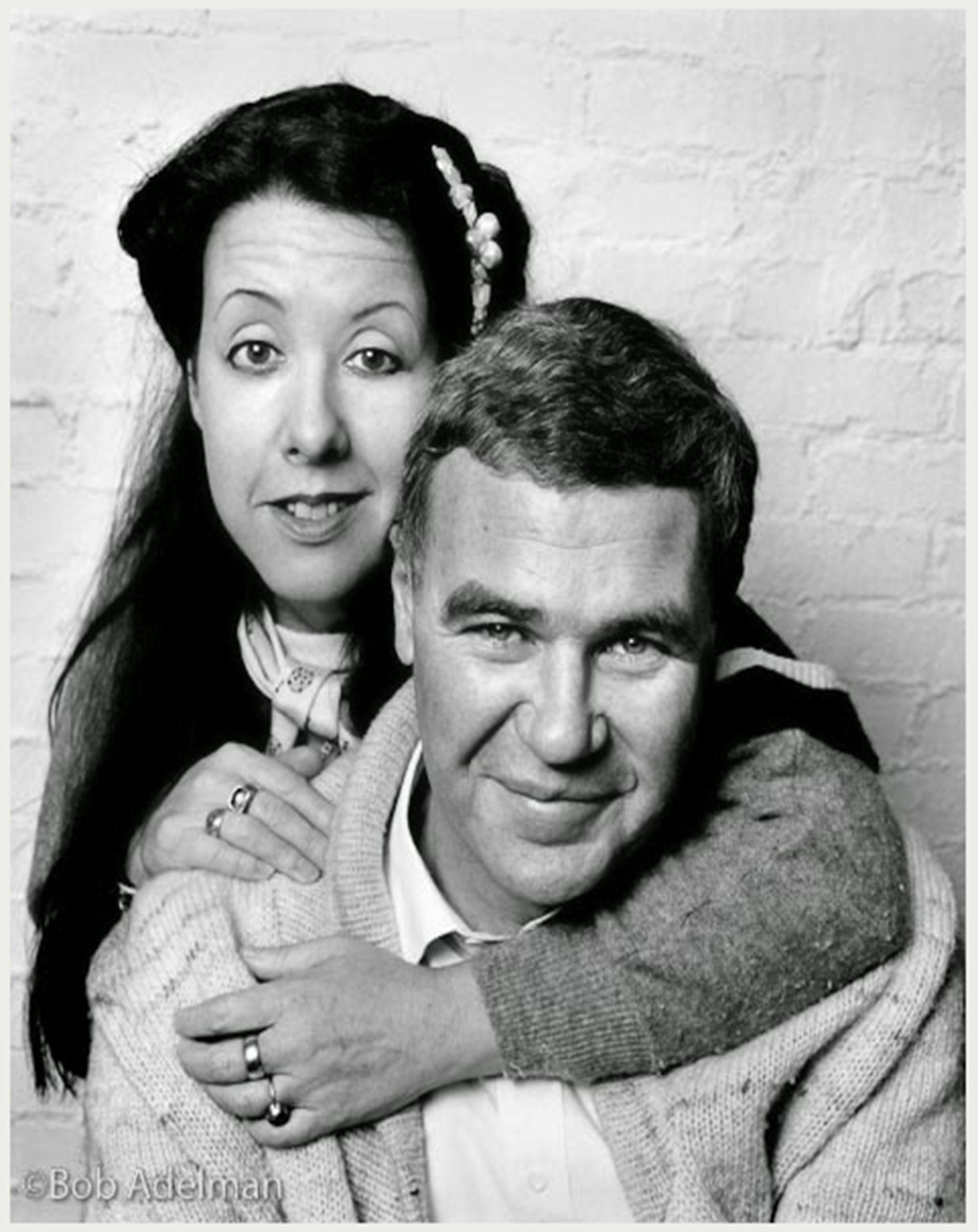 Carver y Tess bob adelman