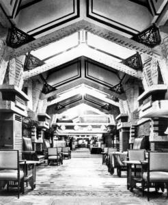 hotel imperial corredor