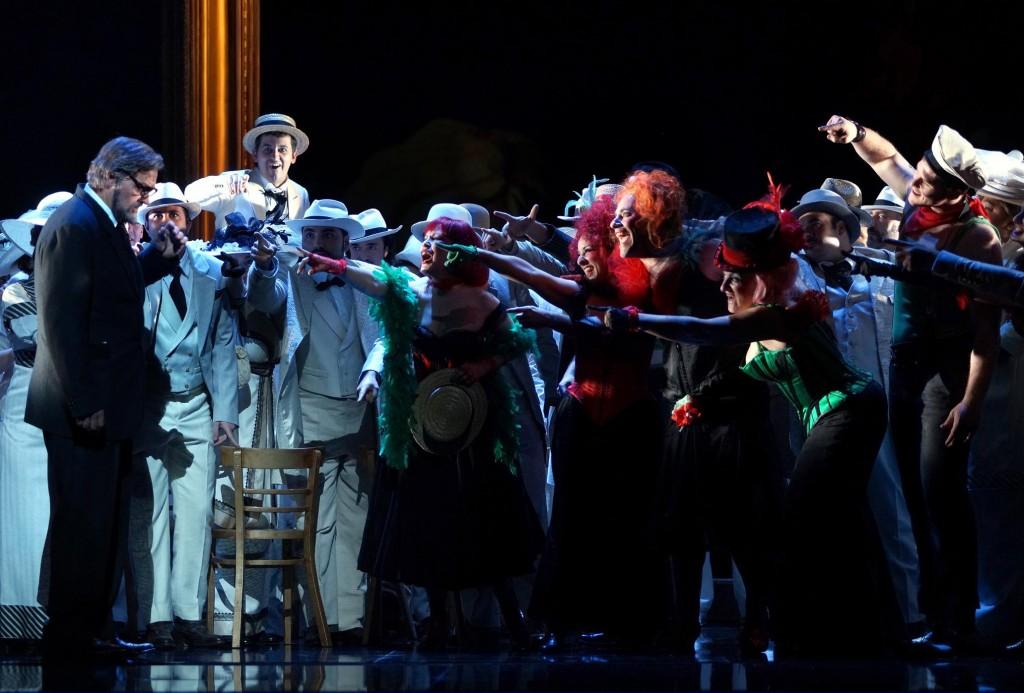 Muerte en Venecia Teatro Real