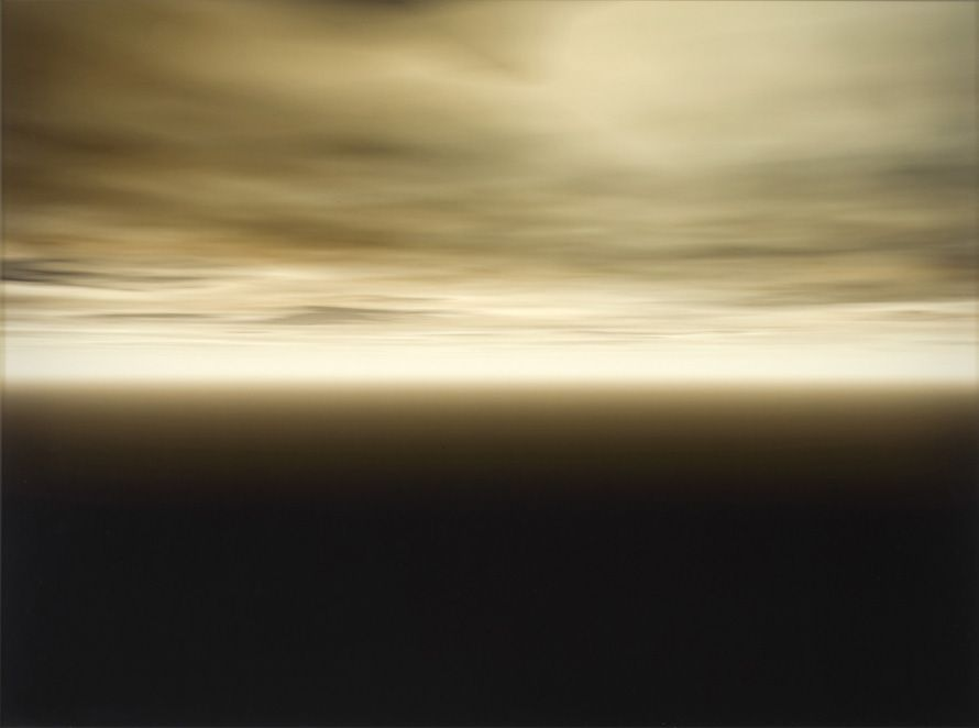 Matt Mullican. Sin Título (serie Default Atmospheres nº14). 2003.