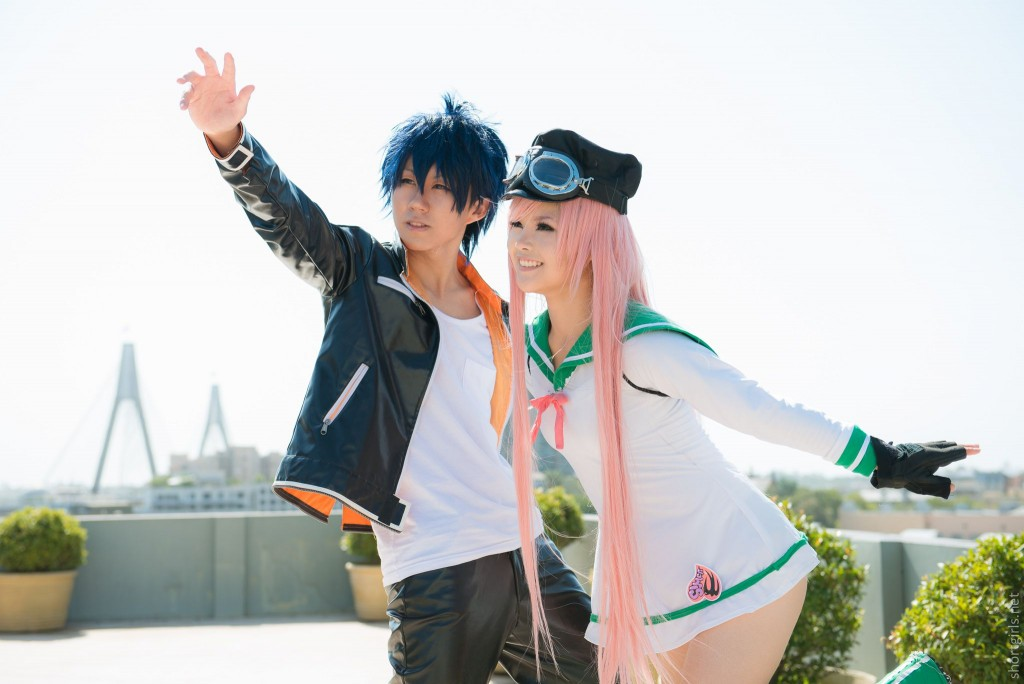spokon air gear cosplay