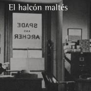 El halcón maltés