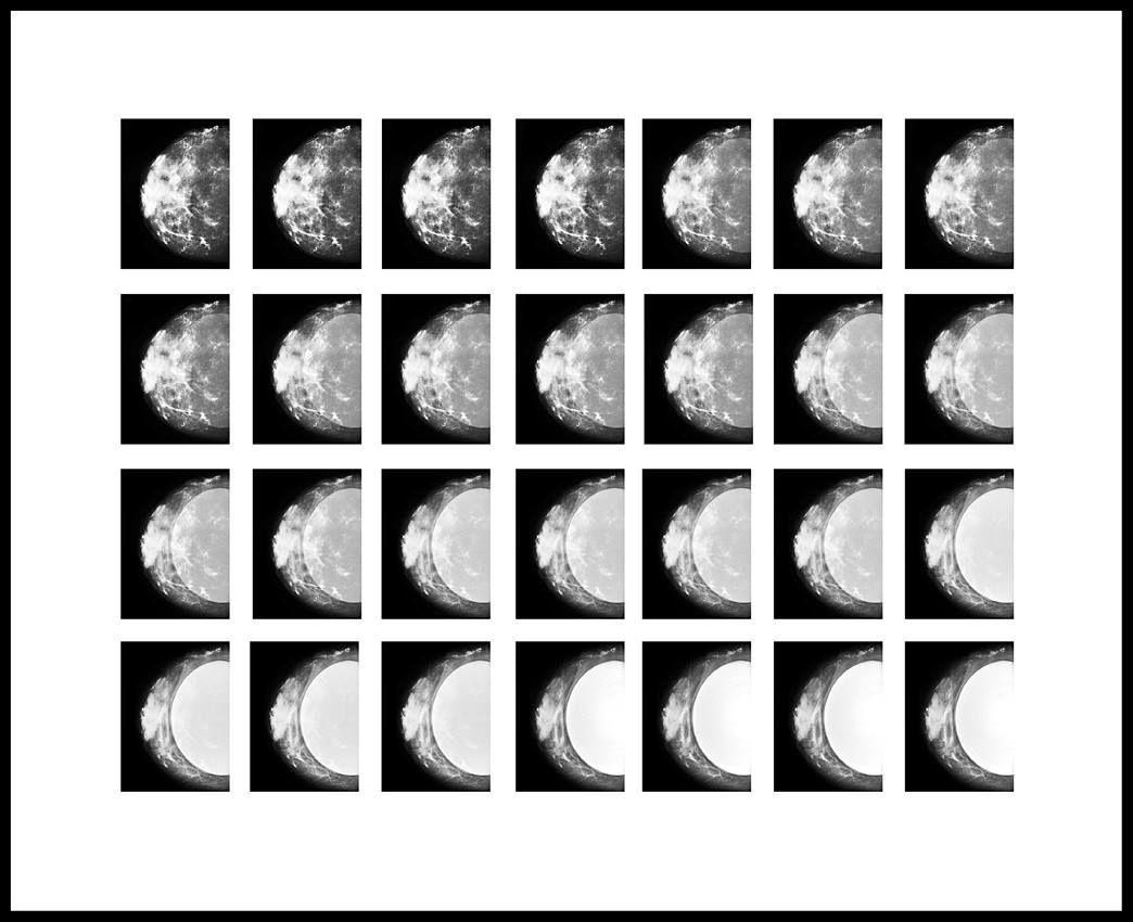 Paisaje lunar