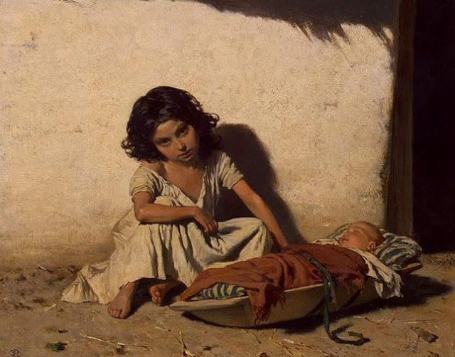 august-von-pettenkoffen-los-chicos-gitanos-obras-maestras-de-la-pintura-juan-carlos-boveri
