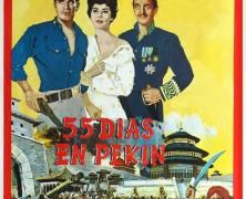 55 días en Pekín: Todos contra los chinos y los chinos contra todos