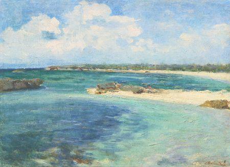 romañac-playa de caibarién 1920