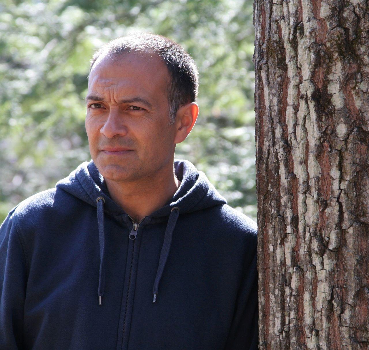 Antonio Méndez Rubio foto de Annabel Martín