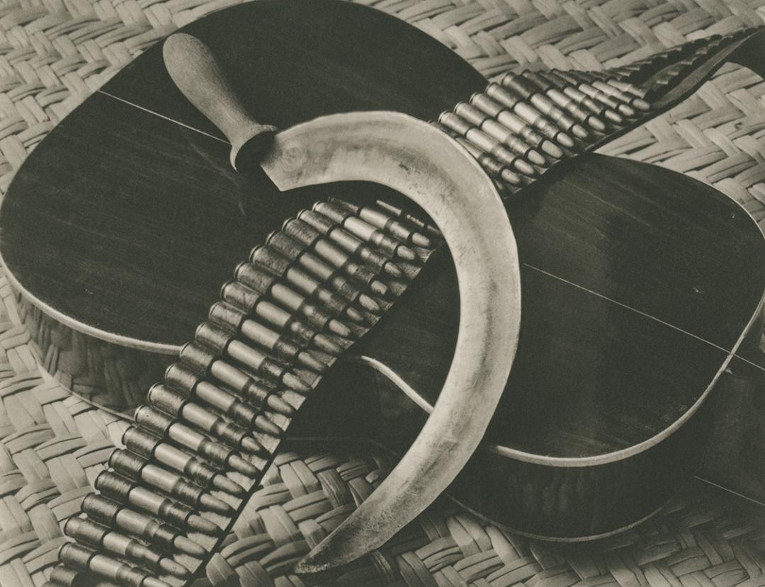 hoz, cartuchera & guitarra, 1927
