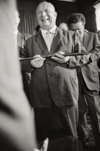 kruschev en NY
