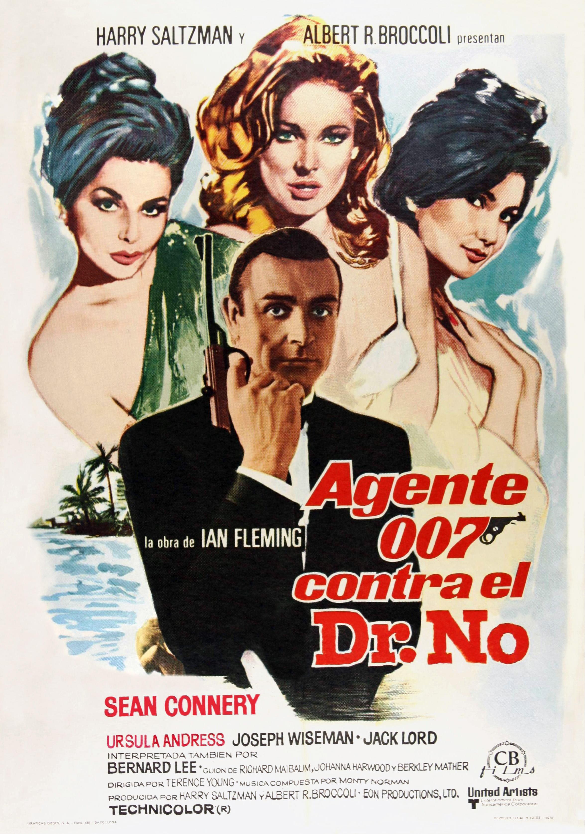 Sean Connery: Llega 007 para quedarse
