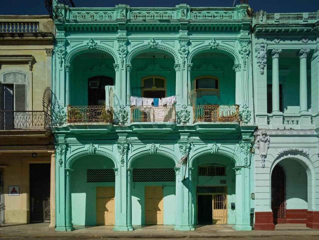 Eastman Prado Façade, Havana, 2014,